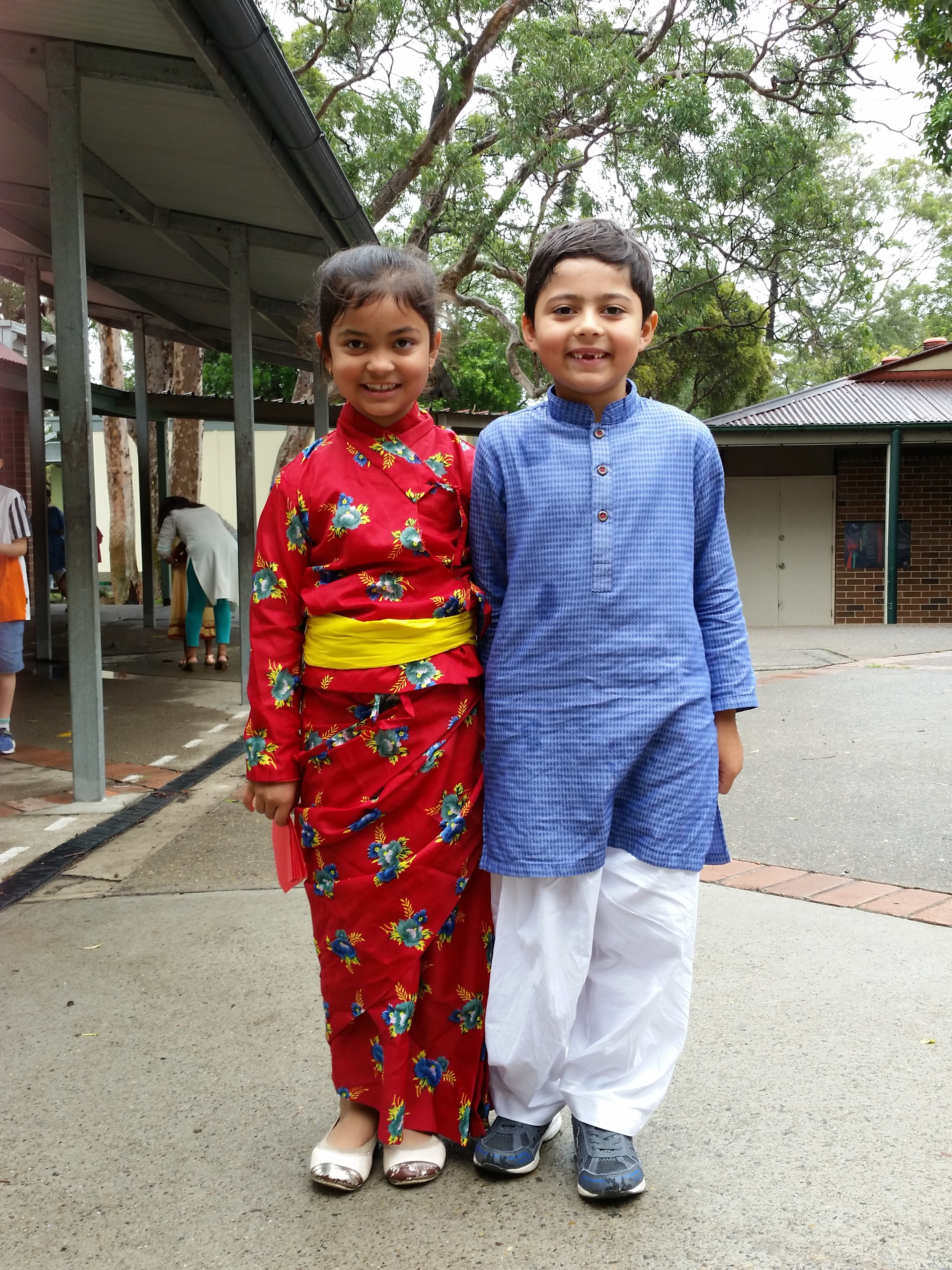Harmony Day Classroom Photos