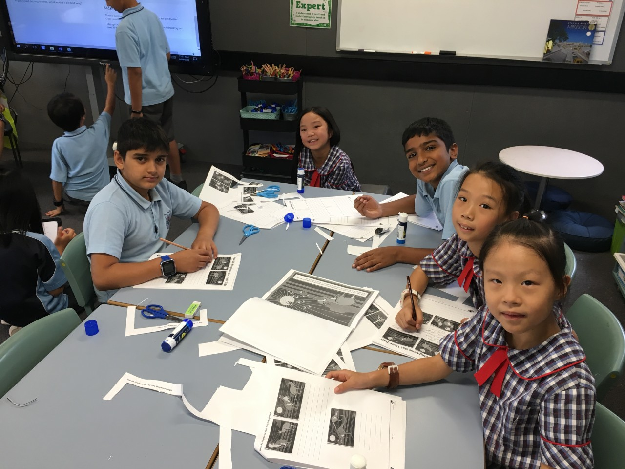 What's Happening in 3/4W? - Waitara Public School